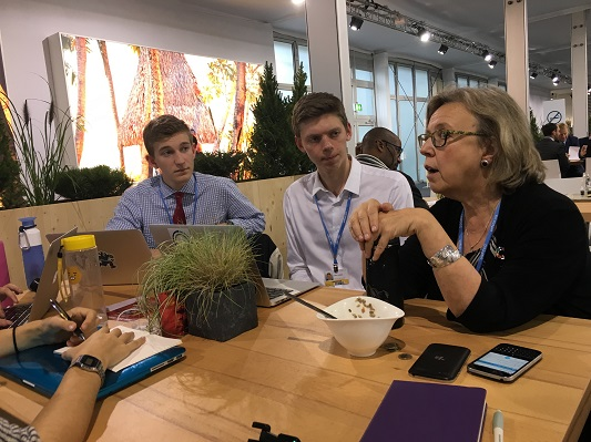 BC Council for International Cooperation (BCCIC) Youth Delegation to COP 23 - Photo 2