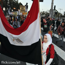 Support Egyptian Students in their struggle for Human Rights