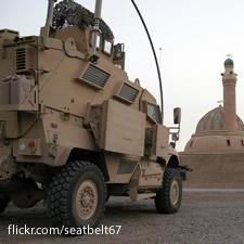 Expansion of Iraq Mission
