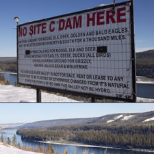 Review Site C Dam Proposal